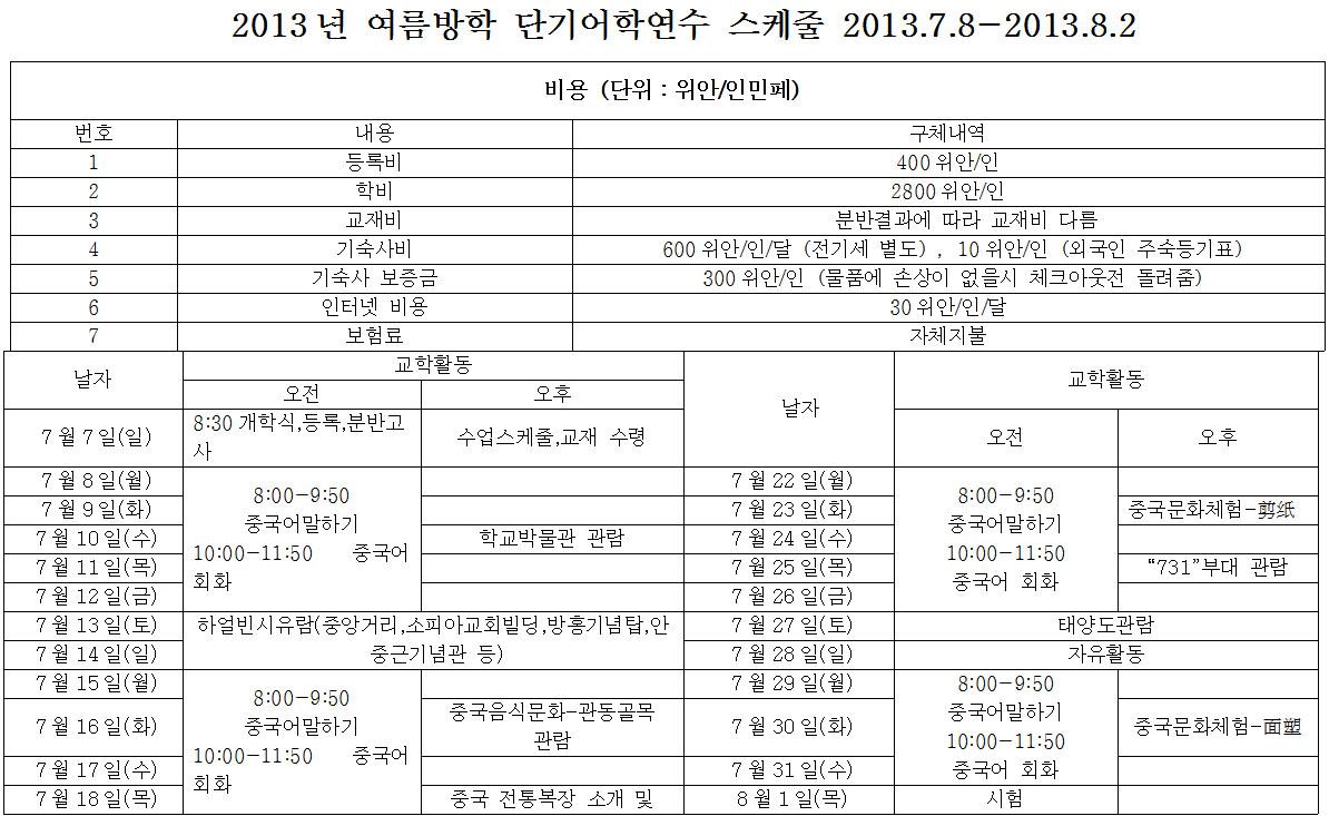 2013년 하얼빈공업대학 여름방학단기연수 4주_1.jpg